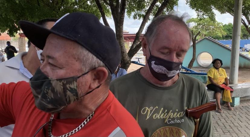 65FE2453 4FC6 4F4C A991 3C96CEFFF76A - Na Paraíba, repórter é agredida e chamada de vagabunda por bolsonaristas que aguardavam a chegada de Ministro da Saúde - VEJA VÍDEO