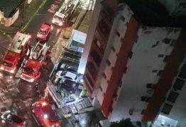 ASSASSINADA A FACADAS: Homem mata namorada e põe fogo no apartamento dela no Recife