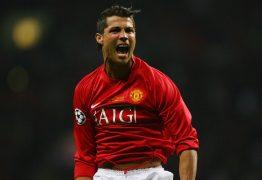 DE VOLTA! Manchester United anuncia a contratação de Cristiano Ronaldo