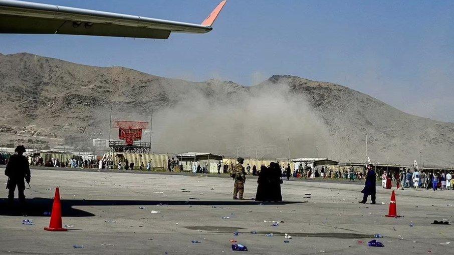 9zazyp8qykl1150phrkr4r764 - AFEGANISTÃO: Foguetes disparados contra aeroporto de Cabul são interceptados