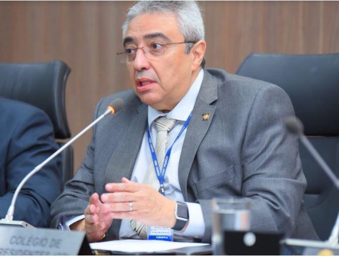 ANTONIO CARLOS - Presidente do CREA-PB, Antônio Carlos de Aragão morre vítima de câncer