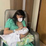 Amamentacao Camila de Oliveira 150x150 - Leite materno é o alimento mais completo e traz benefícios para o desenvolvimento da criança