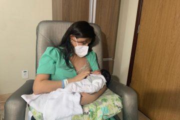 Amamentacao Camila de Oliveira 360x240 - Leite materno é o alimento mais completo e traz benefícios para o desenvolvimento da criança