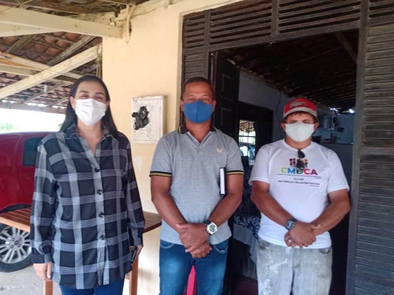Ancora Utinga1 - Prefeitura de Conde retoma atendimentos nos Postos de Saúde Âncora de Utinga de Cima e Utinga de Baixo