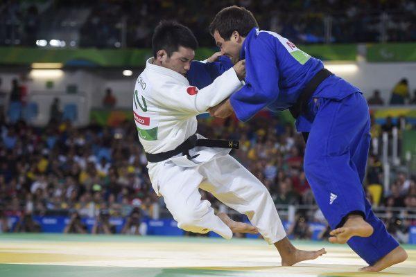 Aramitsu Kitazono 600x400 1 - Judoca é atropelado por micro-ônibus e desiste de competir na Paralímpiada