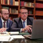 BOLSONARO 4 150x150 - Hacker invadiu sistemas da Justiça Eleitoral a partir do TRE da Paraíba, diz deputado em live com Bolsonaro; VEJA VÍDEO