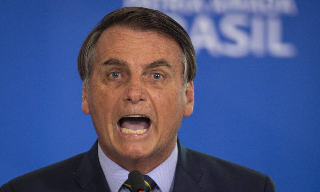 "BOZO 1 - ""DA OBSCURIDADE À PRESIDÊNCIA"": BBC prepara série sobre Bolsonaro"