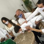 Batismo 150x150 - Menino viraliza após dizer que 'padre não sabe batizar'