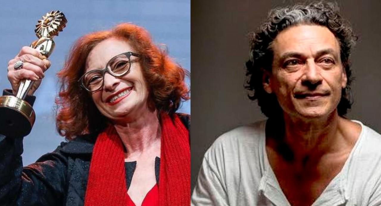 BeFunky collage - Série da Amazonque será gravada no Sertão da Paraíba conta com Marcélia Cartaxo e Luiz Carlos Vasconcelos no elenco central