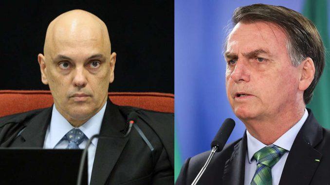 Bolsonaroemoraes - 'VÍTIMA, ACUSADOR E JUIZ': em pedido de impeachment, Bolsonaro acusa ministro de parcialidade; Confira na íntegra