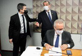 CPI DA COVID-19: Renan diz que Ricardo Barros, líder do governo, comandou 'roubalheira'