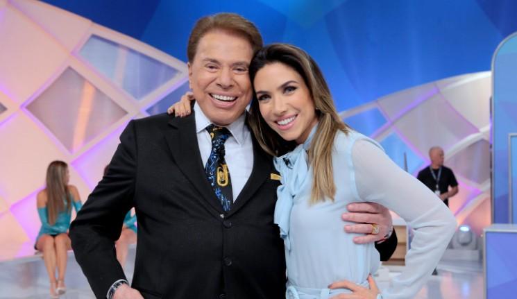 """Captura de tela 2021 08 19 153353 - Patrícia Abravanel diz que Silvio Santos deu trabalho no hospital: """"não quis ajuda, ele é indomável"""""""