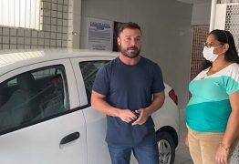 Caio Roberto entrega carro a casa de apoio em João Pessoa para atender enfermos das cidades de Santa Cruz, Aparecida e São Francisco