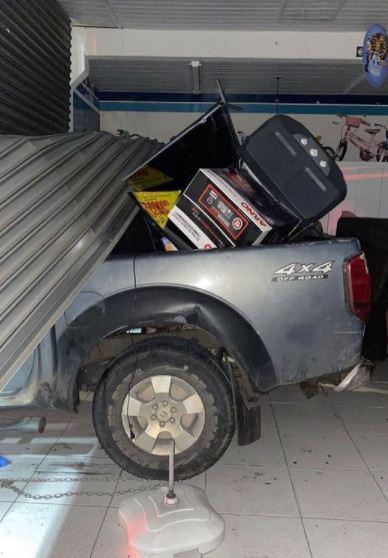 Capturar 101 - VIOLÊNCIA EM JP: Polícia cerca gangue da 'marca à ré' e prende suspeitos durante arrombamento a loja