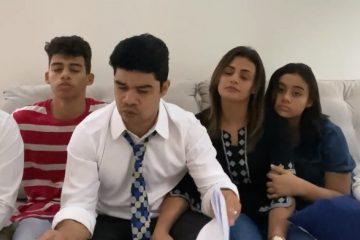 'TUDO DIFAMAÇÃO': Pastor Samuel Mariano se pronuncia e diz que Monalisa Feitosa não tem nenhuma prova contra ele – VEJA VÍDEO