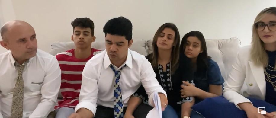 Capturar 17 - 'TUDO DIFAMAÇÃO': Pastor Samuel Mariano se pronuncia e diz que Monalisa Feitosa não tem nenhuma prova contra ele - VEJA VÍDEO