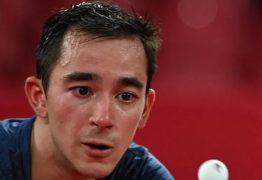 Brasil avança às quartas no tênis de mesa por equipes masculino