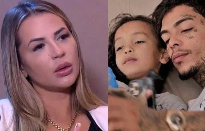 Capturar 31 - Viúva de MC Kevin revela o valor que a filha do cantor receberá de pensão