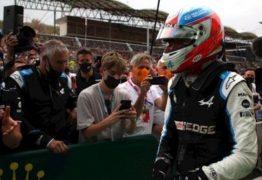 Ocon vence GP de F-1 na Hungria; Hamilton é 3º e reassume liderança