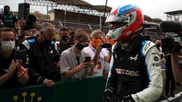 Capturar 4 - Ocon vence GP de F-1 na Hungria; Hamilton é 3º e reassume liderança
