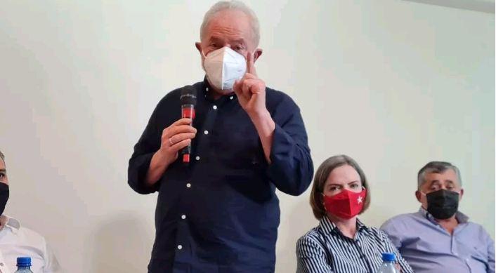 Capturar 53 - Lula defende colocar 'pobre no orçamento e rico no Imposto de Renda'