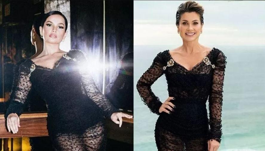 Capturar 59 - Juliette repetiu look de Flávia Alessandra de R$ 31 mil no 'Super Dança'