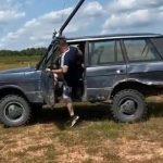 Capturar 7 150x150 - Vídeo mostra Range Rover completamente submersa ao atravessar lago