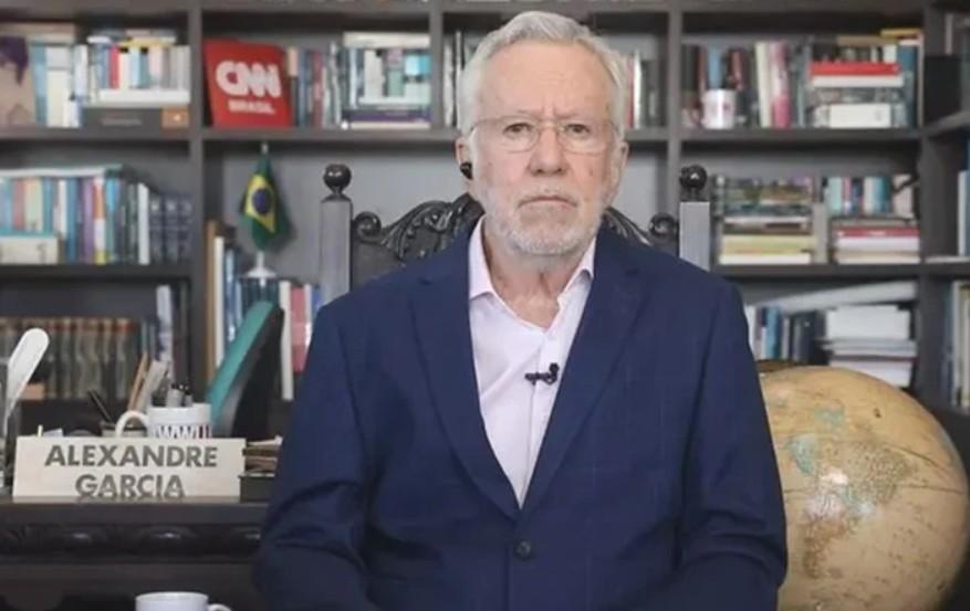 Capturar 70 - CNN desmente fake news de Alexandre Garcia ao vivo - VEJA VÍDEO