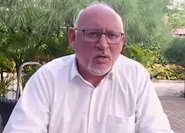Capturar 91 - Vereador Marcos Henriques alerta para tentativa de golpe no WhatsApp utilizando seu nome - VEJA VÍDEO
