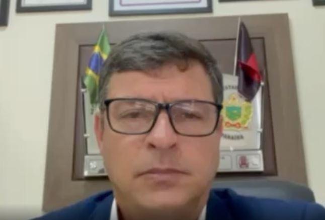 Capturar.JPGaaa - 12 A 18 ANOS SEM COMORBIDADES: Prefeito Vitor Hugo fala sobre suspensão da vacinação contra a Covid-19 - VEJA VÍDEO