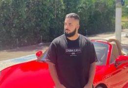 Empresário do ramo de criptomoedas é executado a tiros dentro de carro avaliado em quase R$ 500 mil