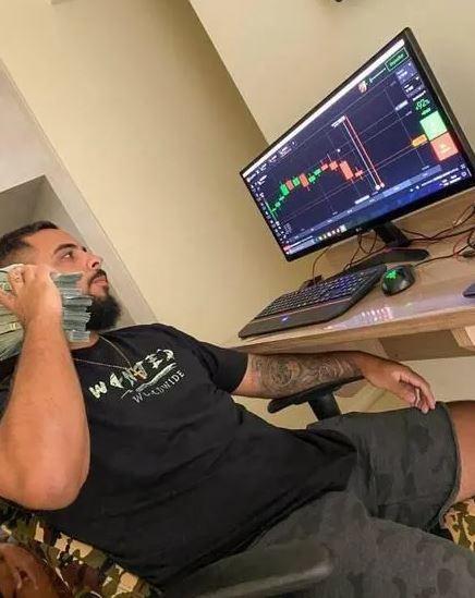Capturar.JPGkik 1 - Empresário do ramo de criptomoedas é executado a tiros dentro de carro avaliado em quase R$ 500 mil