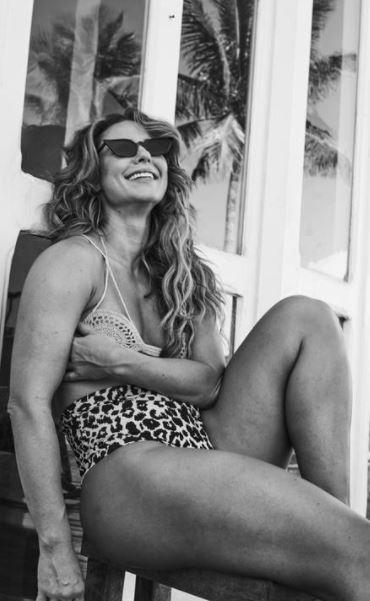 Capturar.JPGqwdf - Paolla Oliveira estrela ensaio sem Photoshop: 'É libertador poder ser eu mesma'