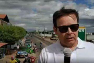 Capturar.JPGrrrrrr 360x240 - Pré-candidato a deputado, juiz Ramonilson Alves apoia movimento de Bolsonaro pelo voto impresso - VEJA VÍDEO