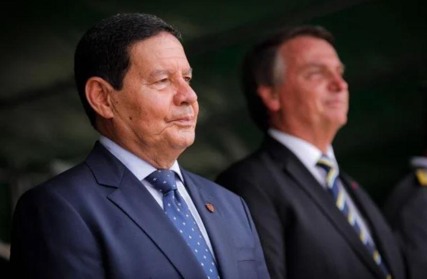 Capturar.JPGsss 1 - CRISE NA UNIVERSAL: Governo Federal gastou R$ 1 milhão com ida de Mourão a Angola