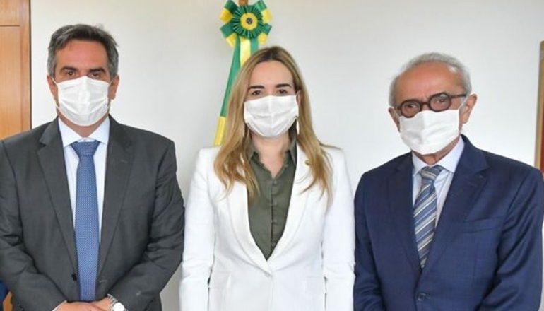 Cicero Lucena 3 e1630065650998 - Em Brasília: Cícero se reúne com ministro da Casa Civil em busca de recursos para a Capital