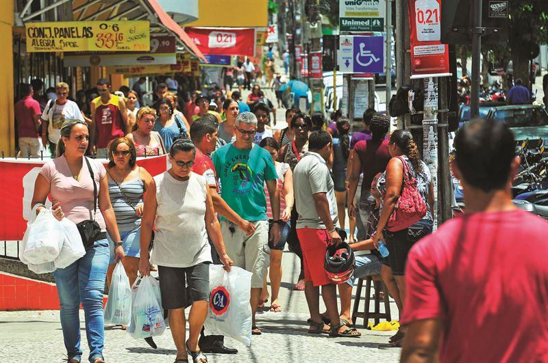 Comercio da Paraiba - DADOS DO IBGE: Paraíba ultrapassa os 4 milhões de habitantes; no Brasil são 213,3 milhões