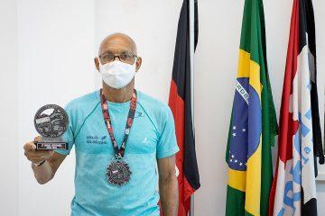 Corretor de imóveis se destaca em corrida de rua realizada em Bananeiras