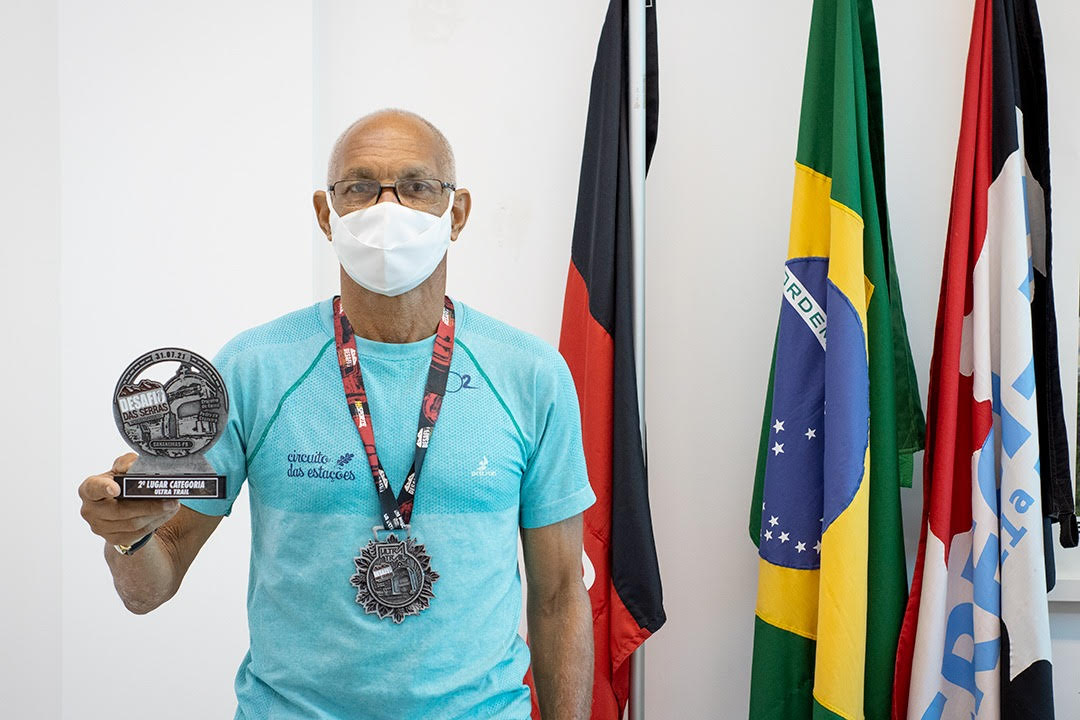 Corretor Carlos Antonio - Corretor de imóveis se destaca em corrida de rua realizada em Bananeiras