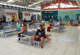 Estudantes da Educação Especial e Creis de João Pessoa voltam às aulas presenciais