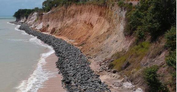 ENRONCAMENTO - PREJUÍZO DE R$ 524 MIL: relatório da CGU constata superfaturamento na obra da Barreira do Cabo Branco; Confira