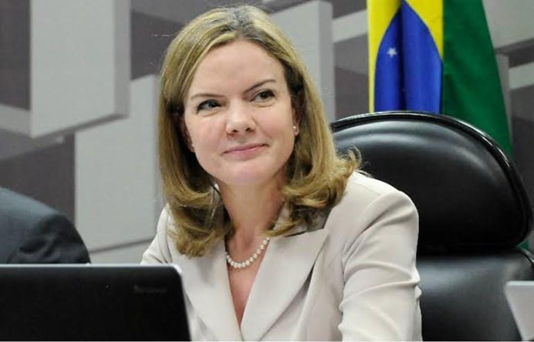 Gleisi Hoffmann - PT decide priorizar bancada na Câmara e Paraíba deve entrar no radar