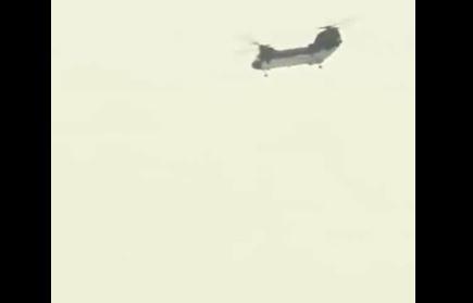 HELICOPTERO - Terror em Cabul: presidente deixa país e diplomatas americanos fogem em helicóptero; VÍDEO