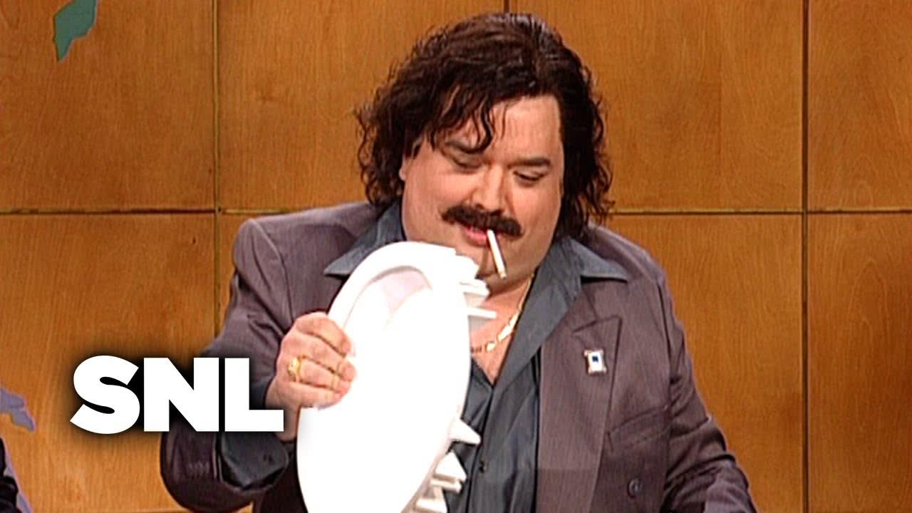 Horatio Sanz no Saturday Night Live Reproducao - Humorista é acusado de abusar sexualmente de uma fã menor de idade