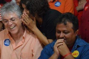 'ALIADO LEAL E PROATIVO': PT da Paraíba lança manifesto em apoio à filiação de Ricardo Coutinho ao partido; LEIA ÍNTEGRA