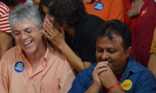 Jackson Macedo Ricardo 1200x480 800x320 1 e1627943246958 - 'ALIADO LEAL E PROATIVO': PT da Paraíba lança manifesto em apoio à filiação de Ricardo Coutinho ao partido; LEIA ÍNTEGRA