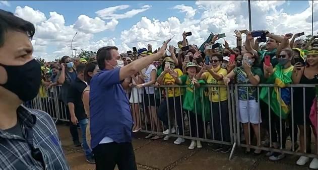 Jair Bolsonaro 1 - Bolsonaro intensifica visitas ao Nordeste mas vem pouco à Paraíba