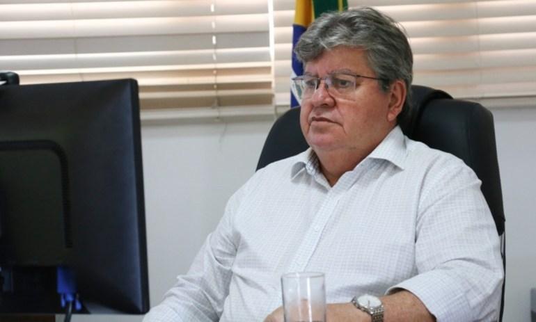 """Joao Azevedo 1 - Governo encaminha à Assembleia projeto que cria """"Paraíba que Acolhe"""""""