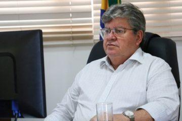 Joao Azevedo 360x240 - ATENÇÃO CONCURSEIROS: João Azevêdo anuncia concurso com 1,4 mil vagas para a Polícia Civil da Paraíba