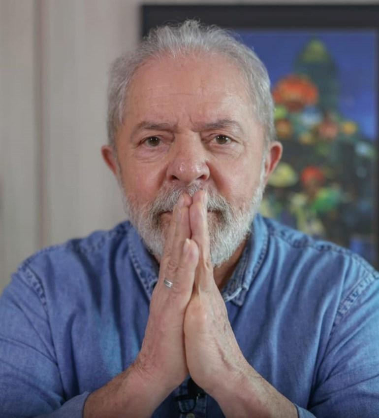 Lula 1 - Lula inicia domingo visita ao Nordeste em peregrinação pré-eleitoreira